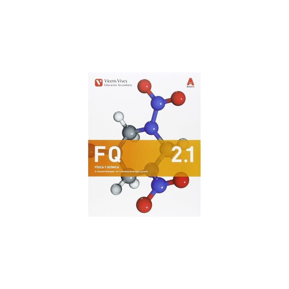 Física-química 2º ESO 2.1 y 2.2