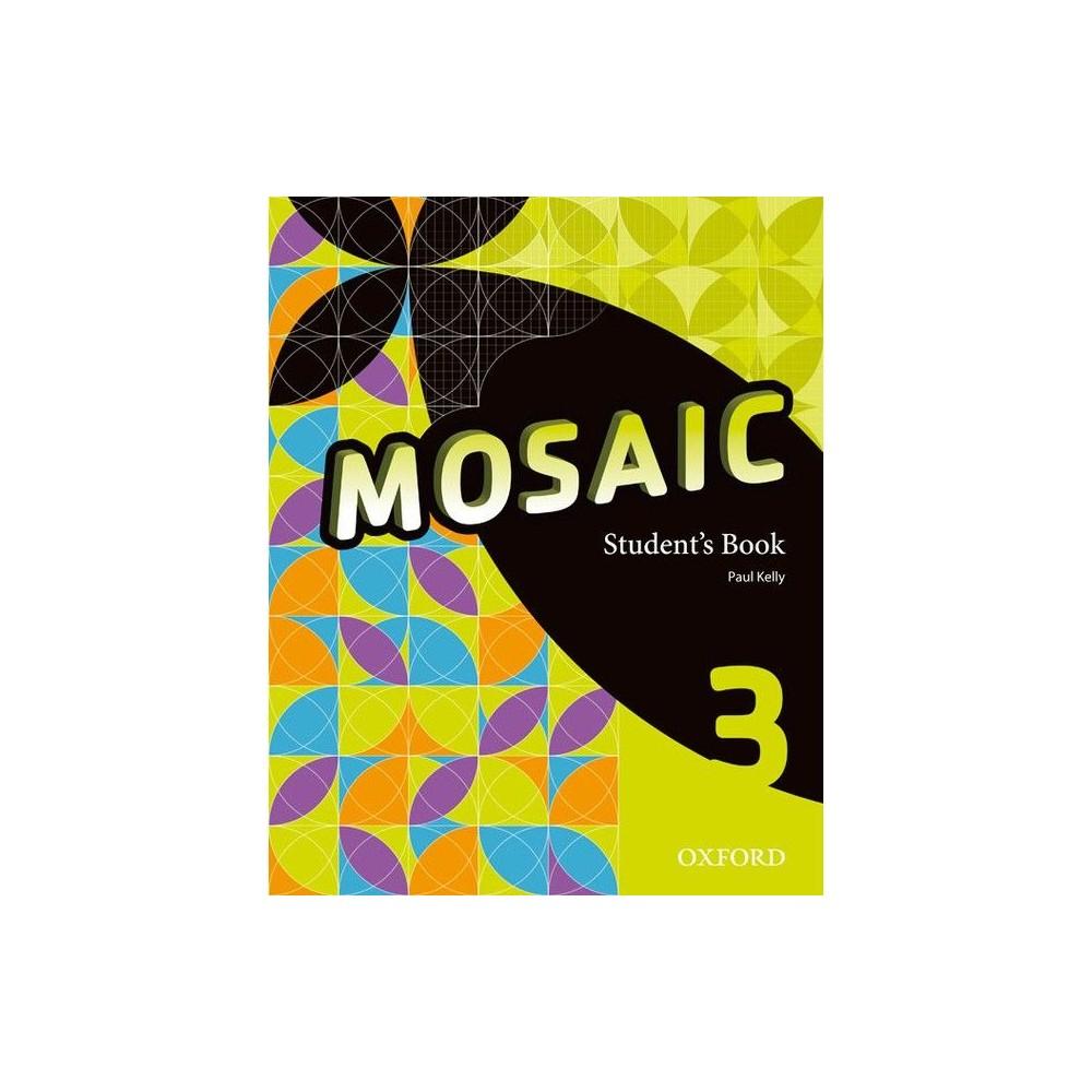 INGLES Mosaic 3 SB Revised Edition