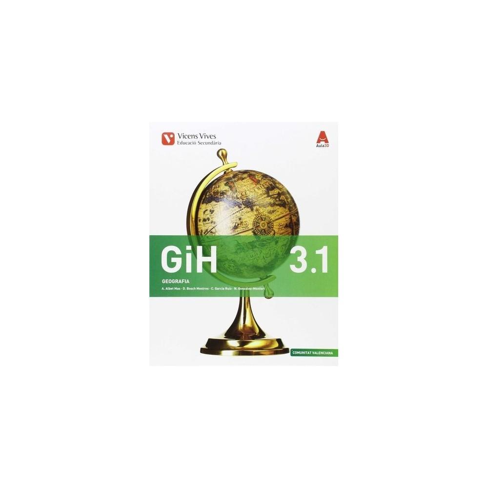 Ciències Socials: GIH 3 (3.1-3.2). 3 Eso
