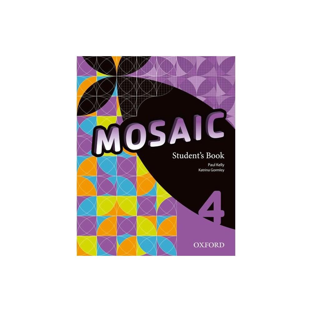 INGLES Mosaic 4 SB