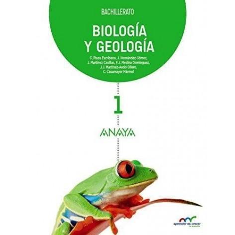 BIOLOGÍA Y GEOLOGÍA 1º Aprender es crecer en conexión