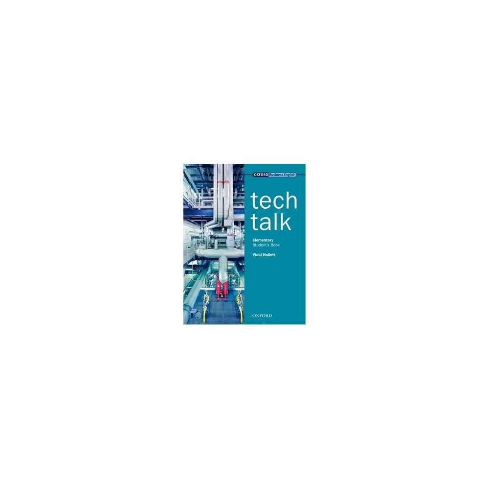 Tech Talk Elementary. Student's Book