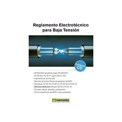 Reglamento electrotécnico de baja tensión