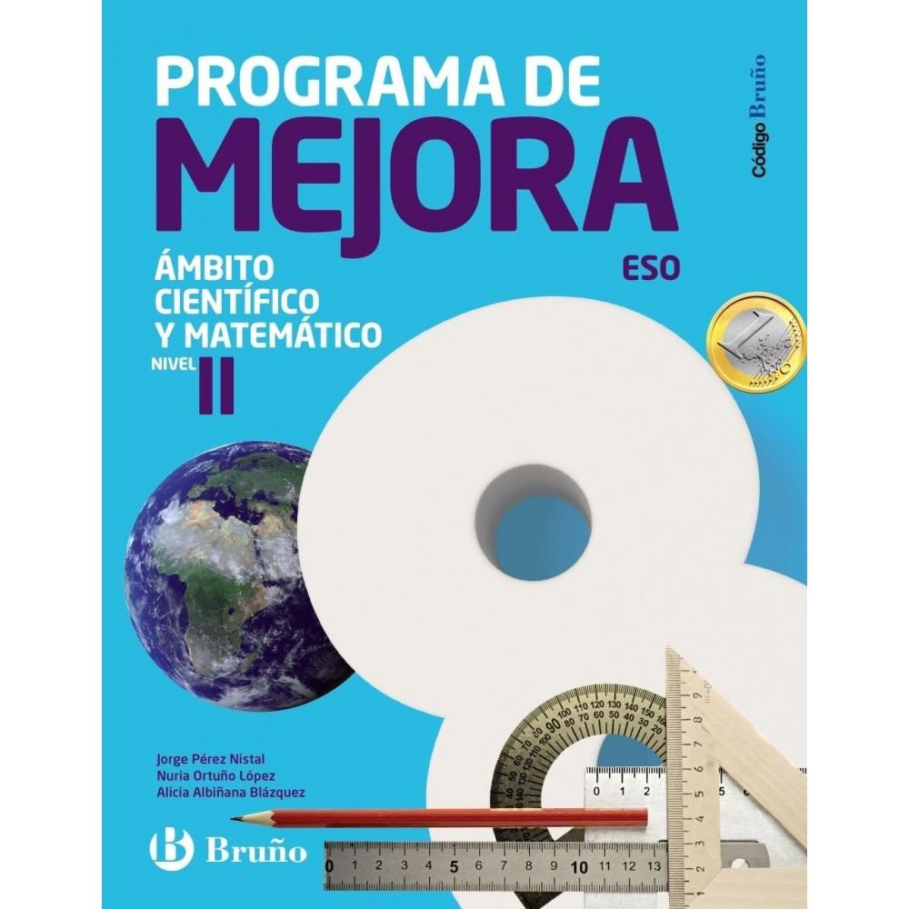 PROGRAMA DE MEJORA ÁMBITO CIENTÍFICO Y MATEMÁTICO 3º ESO NIVEL II