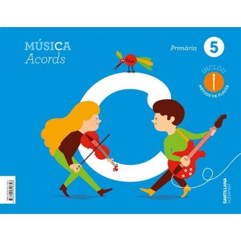 Música Acords 5º EP Valenciano