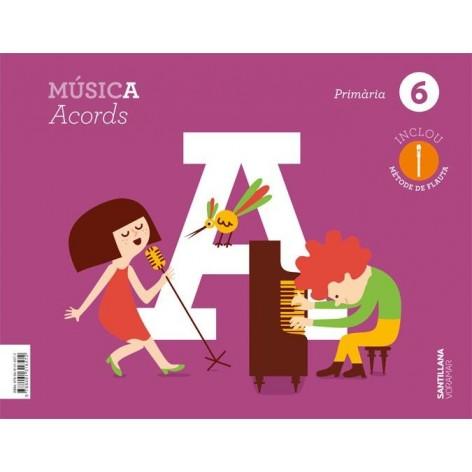 Música Acords 6º EP Valenciano