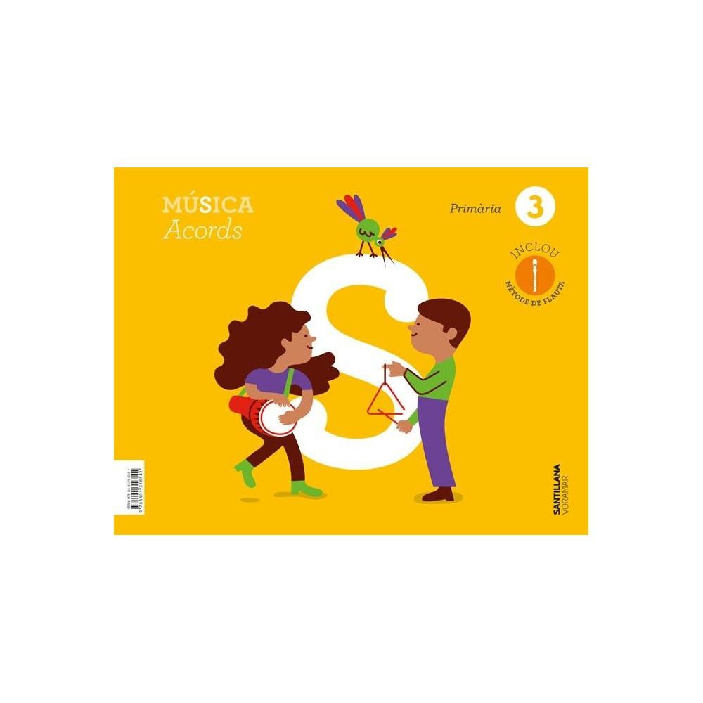 Música Acords 3º EP Valenciano