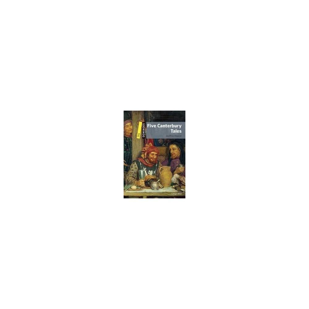 Five Canterbury Tales. 1º eso