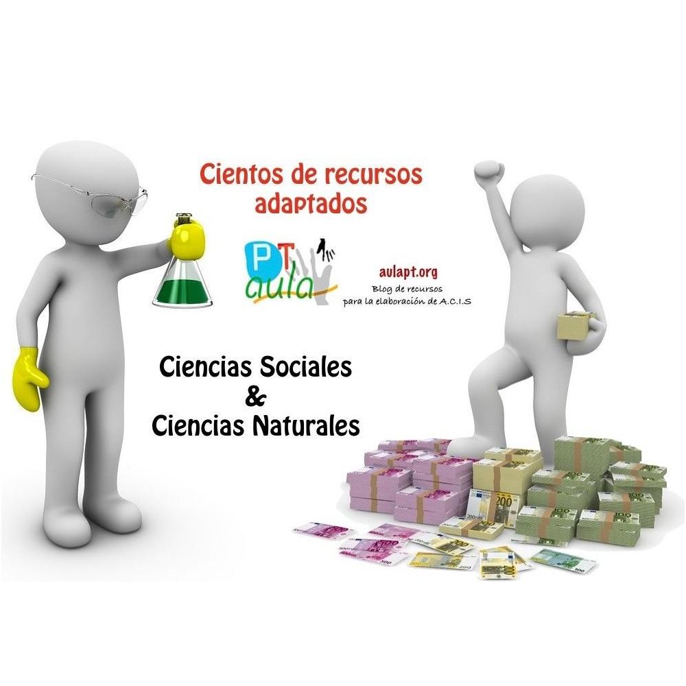 Material para proyectos Ciencias Naturales y Sociales(Se entregará en clase)