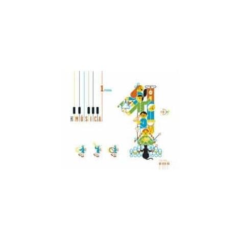 Música 1. Proyecto Somia