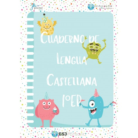 Cuaderno de lengua. Expresión escrita