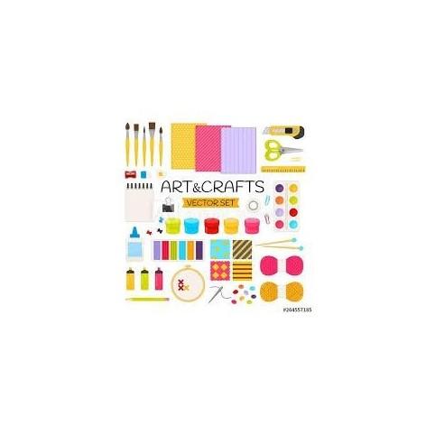 Art&Crafts (material a entregar en el aula). 2EP