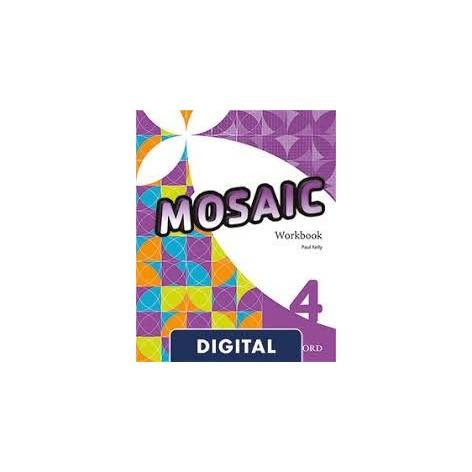 INGLES Mosaic 4 WB