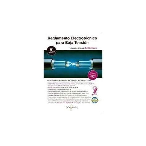 REGLAMENTO ELECTROTECNICO BAJA TENSION.