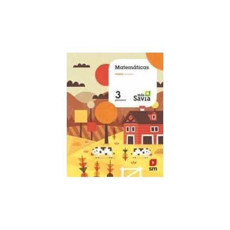 Matemáticas 3º EP. Proyecto Más Savia