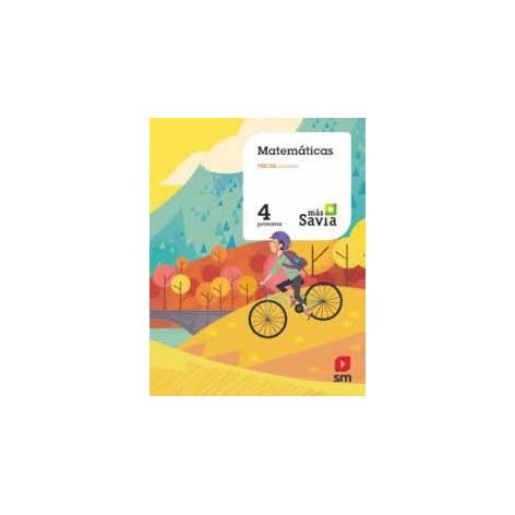 Matemáticas 4º EP. Proyecto Más Savia